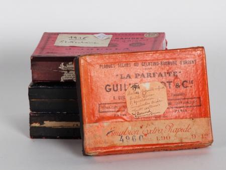Photographic Plates. Circa 1918 - IB02511