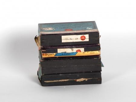 Photographic Plates. Circa 1919 - IB02512