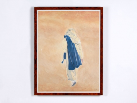 "Orientalist Lithograph by ""Milan"" - IB02581"