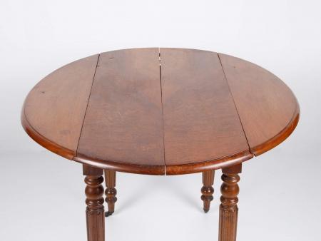 Drop-Leaf Table 19th Century - IB02602