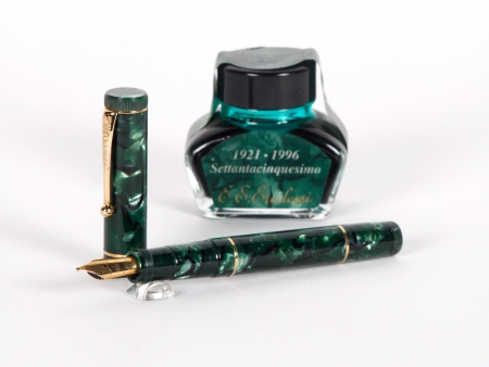 Omas Ercolessi Fountain Pen - IB02738