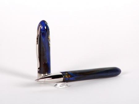 Roller Visconti Van Gogh Couleur Bleue - IB02785