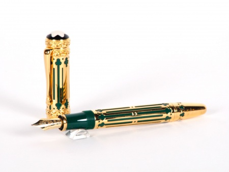 Montblanc Peter the Great Fountain Pen - IB02827
