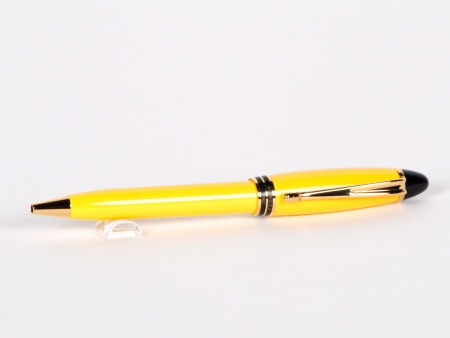"""قلم حبر ناشف """"اورورا ايبسيلون"""" باللون الأصفر - IB02853"""