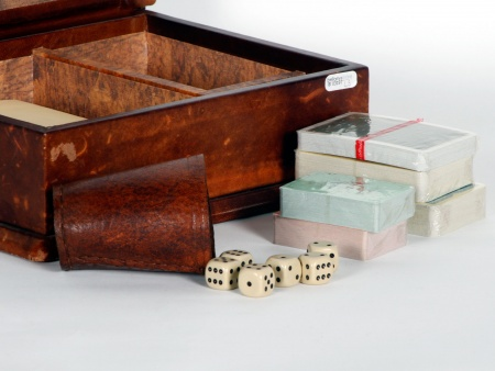 Arte Medici Leather Game Case - IB03197