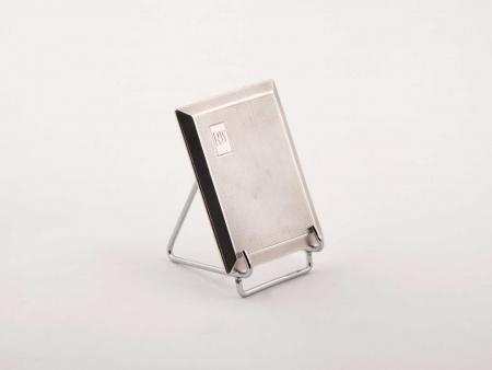 Mappin & Webb Sterling Silver Cigarette Box - IB03201