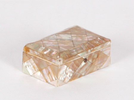 Old Mother-of-Pearl Case - IB03203