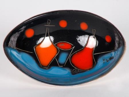 Glazed Earthenware Cup - IB03283