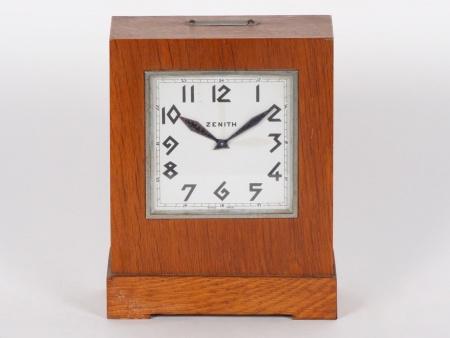 Zenith Art Deco Table Clock - IB03285