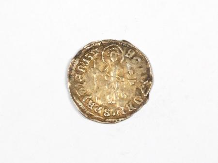 Silver Coin Venetian Grosso - IB03369