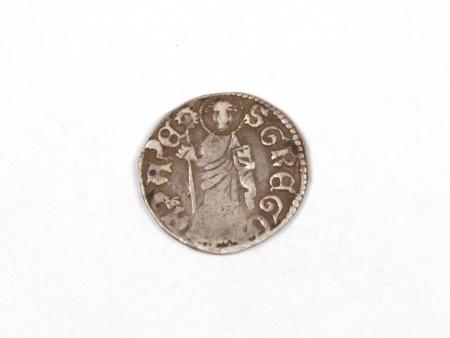 Byzantine Silver Coin - IB03373