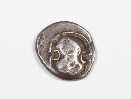 Greek Silver Coin Thebes Beotia - IB03437