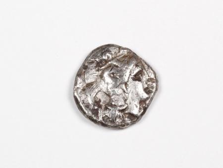 Greek Silver Coin Lucania Thurium - IB03442