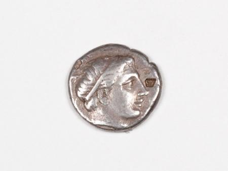 Pièce Grecque en Argent Philippe II de Macédoine. Poids: 2.5 grs - IB03459