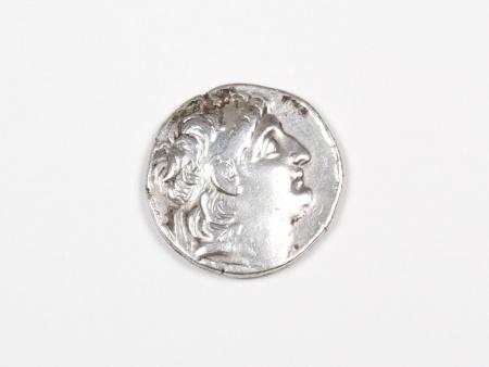 Pièce Grecque en Argent Antiochus VII. Poids 15.90 grs - IB03463