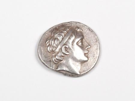 Pièce Grecque en Argent Seleucus III. Poids: 17 grs - IB03472