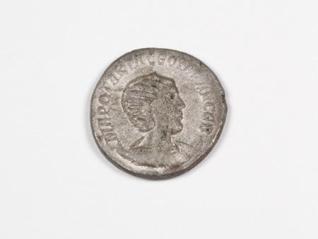 Pièce Romaine en Argent Otacilia Severa. Poids: 11.2 grs - IB03554