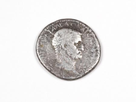 Pièce Romaine en argent Galba. Poids: 12.30 grs - IB03555