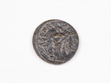 Pièce Romaine en Bronze Provinciale. Poids: 7 grs - IB03558