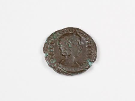 Pièce Romaine en Bronze Julia Mamaea. Poids: 12.4 grs - IB03560