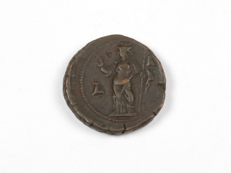 Roman Bronze Coin Trajan. Weight: 14.6 grs - IB03572
