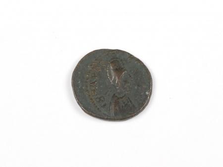Roman Bronze Coin Gordian III. Weight: 5.2 grs - IB03576