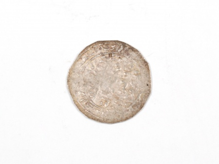 Silver Islamic Coin of the Mamluk Period. Weight: 1.7 grs - IB03583