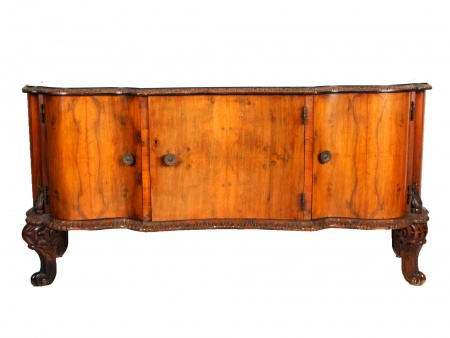 English Edwardian Sideboard Cabinet - IB03701