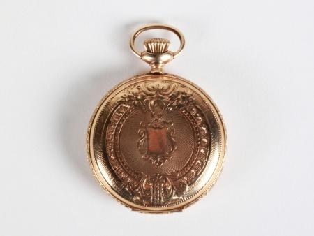 Gousset Elgin Gold Watch - IB03772