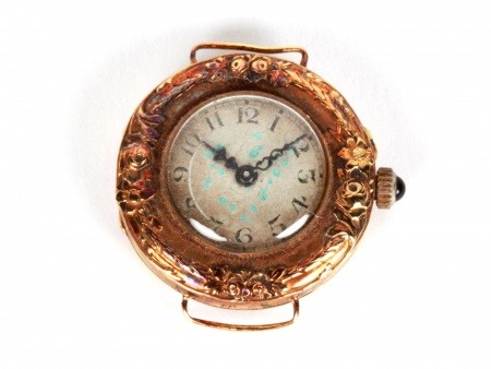 Women's Gold Watch Bracelet - IB03779