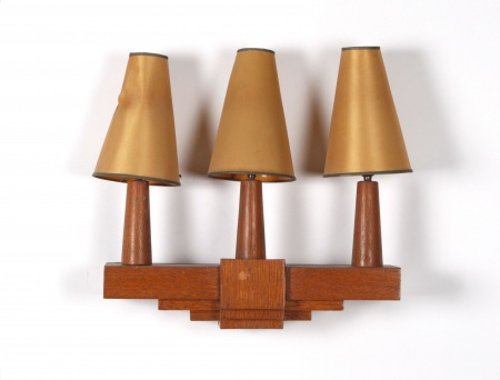 Art Deco Bracket Lamp - IB03936
