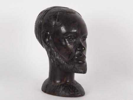 Ebony Wooden Sculpture - IB03938