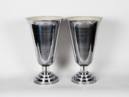 Pair of Art Deco Lamp Bases - IB04052
