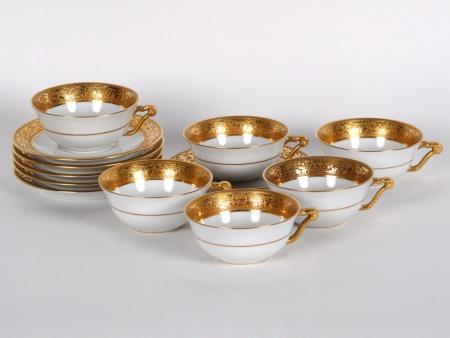 Raynaud Tea Set - IB04072
