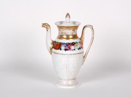 English Tea Pot. Late 19th Century - IB04117
