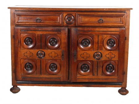 19th Century Bearn Sideboard Cabinet - IB04148