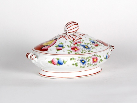 Haviland Tureen. 19th Century - IB04286