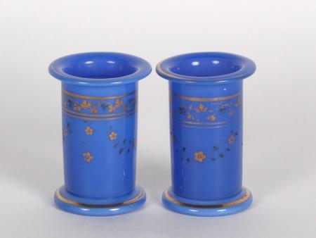 Pair of Louis Philippe Vases. 19th Century - IB04293