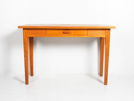 Neo-Classical Wooden Desk. 1970s - IB04295