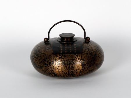 Chinese Covered Pot - IB04409