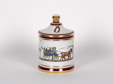 Dunhill Tobacco Jar Box Caddy - IB04423