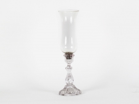 19th Century Candlestick with Tulip - IB04458