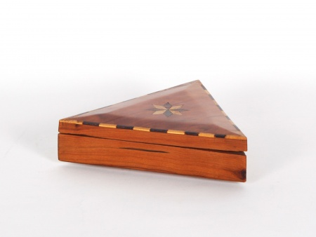Box in Solid Wood - IB04464
