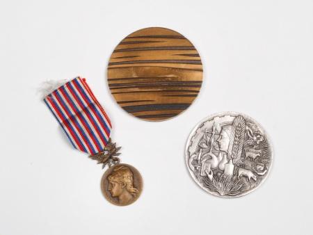 Three Bronze Medals - IB04483