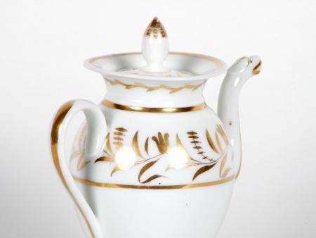 English Porcelain Tea Pot - IB04500