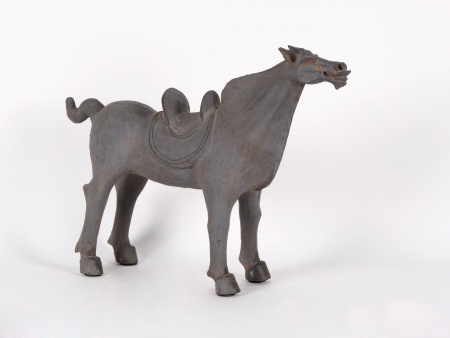 Terracotta Tang Horse. 19th Century - IB04604