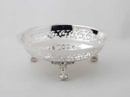 EPNS Silver Plated Metal Centerpiece - IB04699