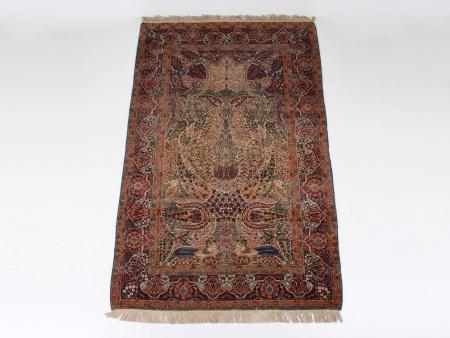 Yazd Carpet. Late 19th Century - IB04718