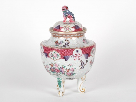 Chinese Potich in Porcelain. Early 20th Century - IB04999