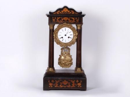 Charles X Clock. 19th Century - IB05043